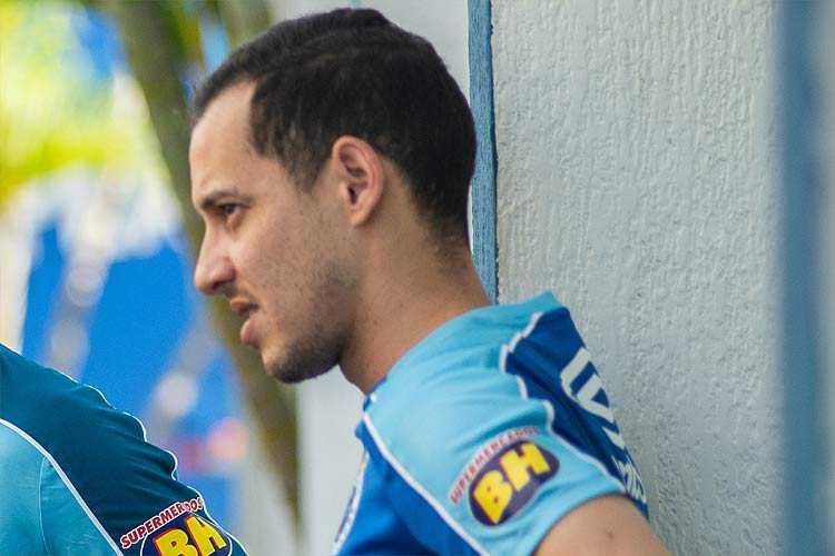 Rodriguinho será apresentado na tarde desta terça-feira, na Toca da Raposa II