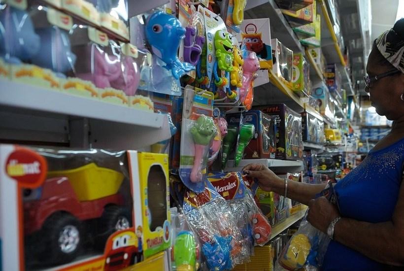 Comércio teve aumento de 5% nas vendas do Natal em Ipatinga