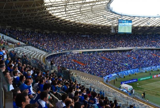 Cruzeiro inicia venda de ingressos para o clássico com preço baixo