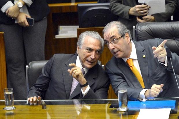 Janot denuncia Temer por 'quadrilhão' do PMDB na Câmara